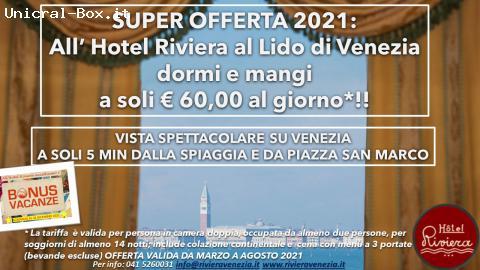 hotel riviera venezia lido