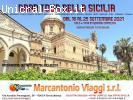 TOUR DELLA SICILIA DA ROMA FCO